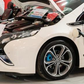 Opel Ampera pe GPL consuma in oras doar 1.7 litri la fiecare 100 de kmparcursi